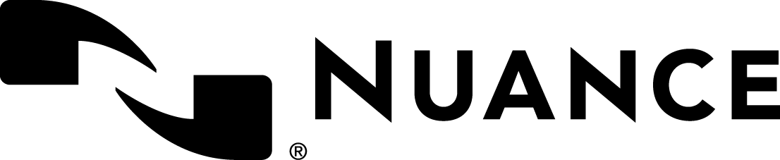 Nuance® Spracherkennung Logo